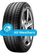 Apollo Alnac 4G All Season Car Tyre