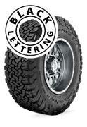 BFGoodrich All Terrain T/A KO2 4 x 4 Tyre