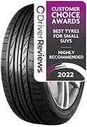 Bridgestone Dueler H/P Sport 4 x 4 Tyre