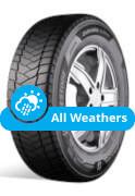 Bridgestone Duravis All Season Commercial Tyre
