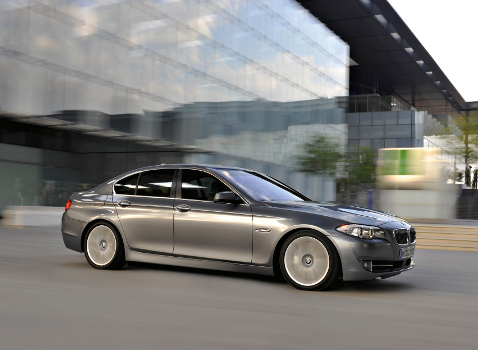 BMW 5 Series tyres