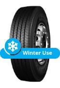 Continental HSW2 Scandinavia (Steer) (Winter Tyre)