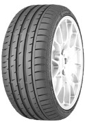 Continental Sport Contact 3 Car Tyre