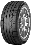 Continental Sport Contact 5 SUV SSR 4 x 4 Tyre