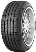 Continental Sport Contact 5 Car Tyre