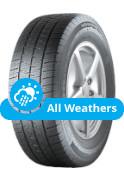 Continental Van Contact 4Season Commercial Tyre
