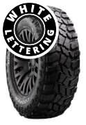 Cooper Discoverer STT PRO (Raised White Lettering) 4 x 4 Tyre