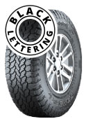 General Grabber AT3 4 x 4 Tyre
