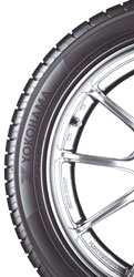 Up to 10% off Yokohama tyres