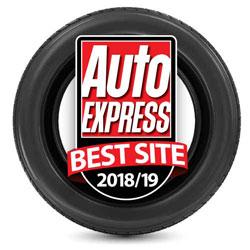 Auto Express best online tyre retailer 2019