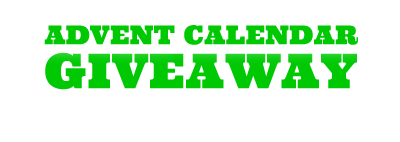 2018 advent calendar giveaway