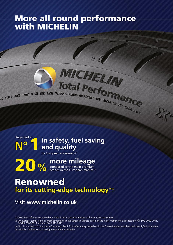 Michelin 20% More Mileage | Blackcircles.com