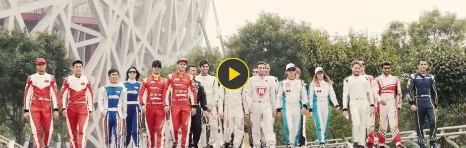 Watch the 2014 Michelin highlights of the Beijing FIA Formula E
