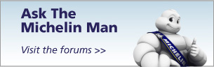 Ask the Michelin Man - Visit the forums