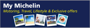 My Michelin - Motoring, Travel, Lifestyle & Exclusive Offers