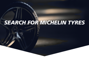 Search for Michelin tyres