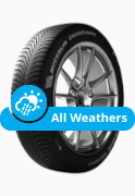 Michelin CrossClimate 4 x 4 Tyre