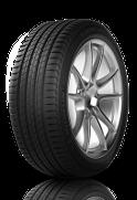 Michelin Latitude Sport 3 Zero Pressure 4 x 4 Tyre