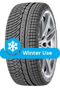 Michelin Pilot Alpin PA4 Zero Pressure (Winter Tyre)