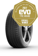Michelin Pilot Sport 4 Car Tyre