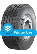 Michelin XFN 2 Antisplash (Steer) (Winter Tyre)