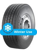 Michelin XFN 2+ (Steer) (Winter Tyre)