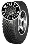 Nankang Rollnex FT-9 4x4WD M/T - Outline White Lettering 4 x 4 Tyre