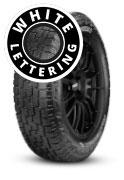 Pirelli Scorpion All Terrain Plus - White Lettering 4 x 4 Tyre