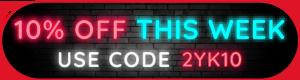 10% off Flash Sale