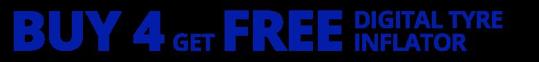 Free Digital Tyre Inflator