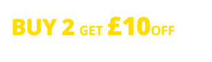 Multibuy offer buy two get £10 off or buy four get £25 off