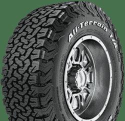 BF Goodrich All Terrain T/A KO2 (white lettering) Tyre