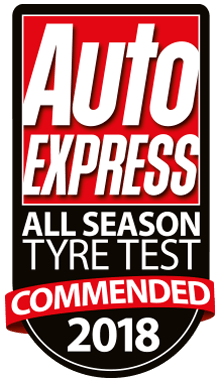 Auto Express All Season Tyre Test Winner 2017