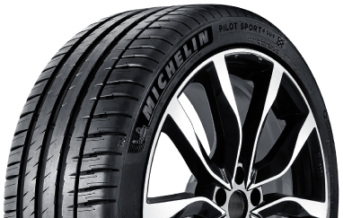 Michelin Pilot Sport 4 SUV tyre