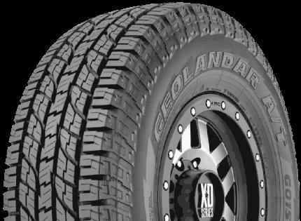 Yokohama A/T G015 tyre