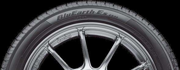 Yokohama BluEarth ES32 tyre