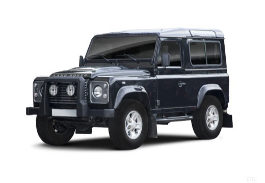 Land Rover 90 Defender