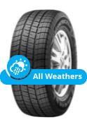 Vredestein Comtrac 2 All Season + Commercial Tyre