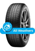 Vredestein Quatrac Pro 4 x 4 Tyre