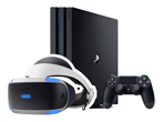 Win a PS4 Pro and VR Bundle