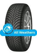 Yokohama BluEarth-4S AW21 Car Tyre