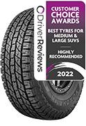 Yokohama Geolandar A/T G015 4 x 4 Tyre